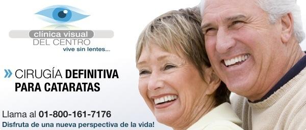 Cirugía de Cataratas en Clínica Visual del Centro